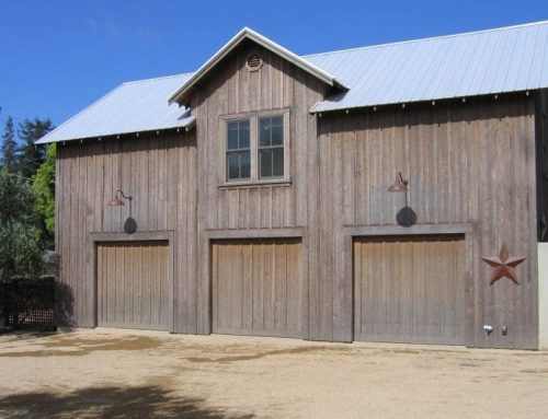 Garage Barn with Studio Loft, Napa CA