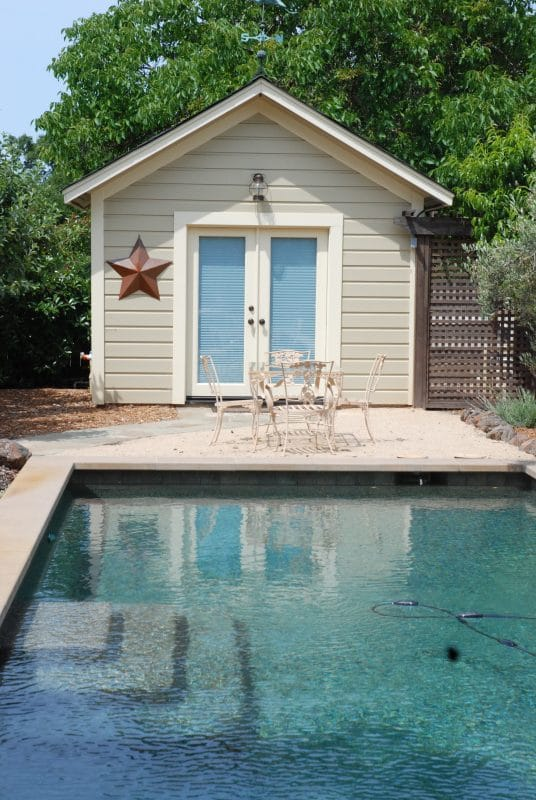 Pool House Studio