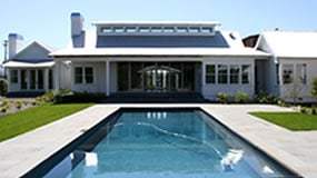St. Helena Farmhouse with Pool