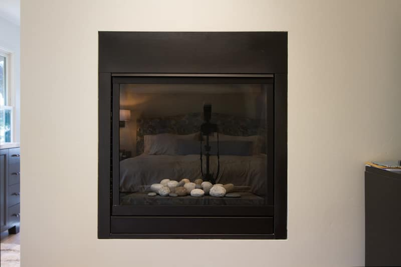 bedrooom fireplace